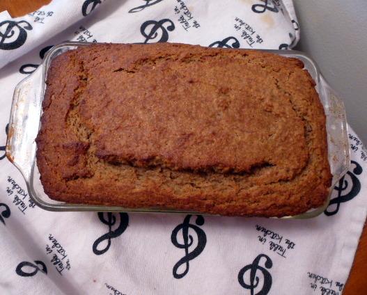 chickpea banana bread 3