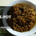 Lentil Kale Crock-Pot Stew