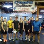 My First Official WOD at Crossfit Naptown