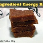 3 Ingredient Energy Bars