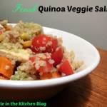 Fresh Quinoa Veggie Salad
