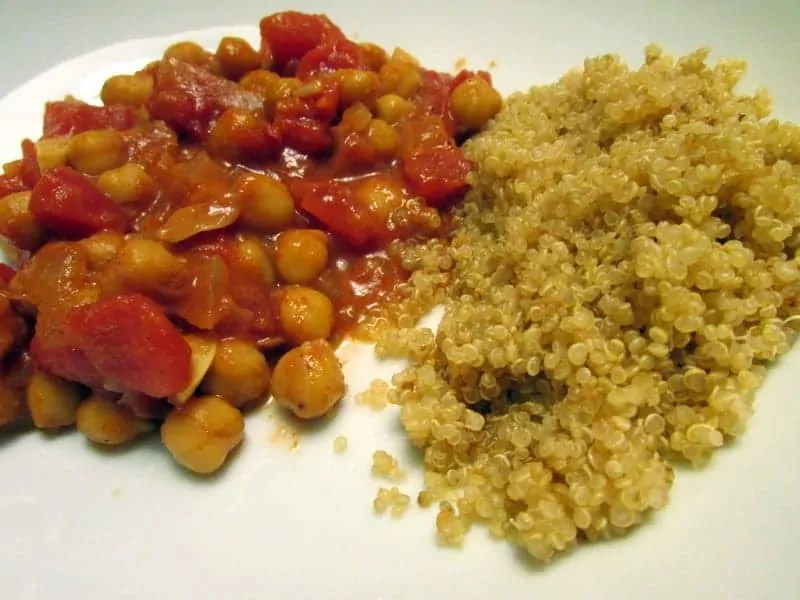 One-Pan Chickpea Curry Masala 2