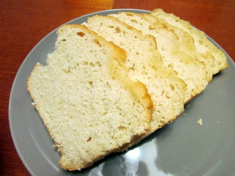 beer bread lunch