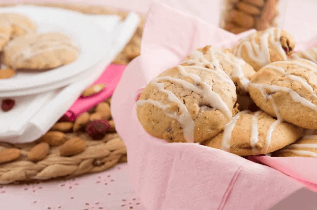 cranberry cream cheese cookies healthful pursuit
