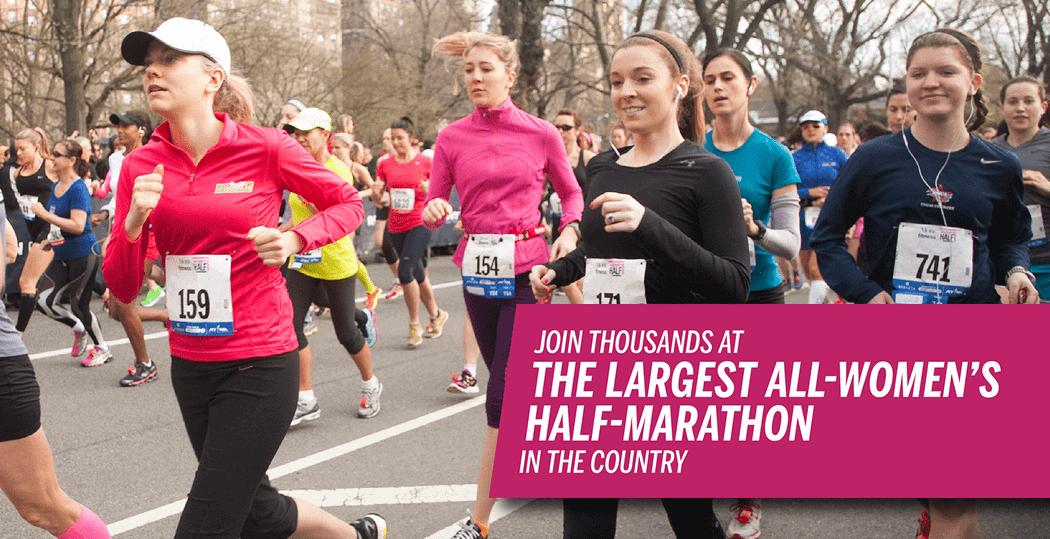 nyc women's half marathon