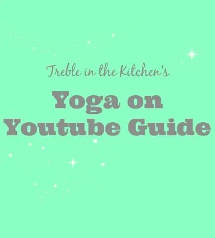 Yoga on Youtube
