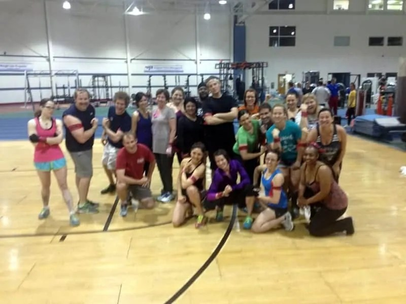 slim it bodypump competition