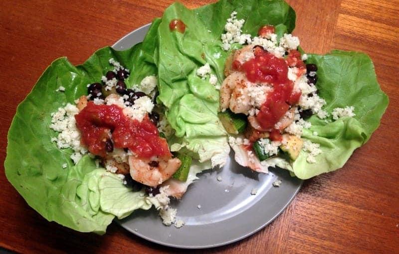 lettuce wrap tacos