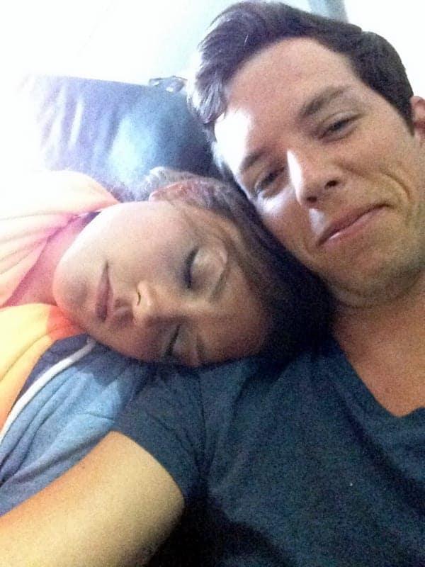 Tara and Brian