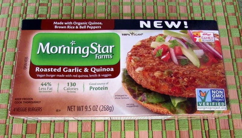 Morningstar Farms Good Food Good Times via Treble in the Kitchen