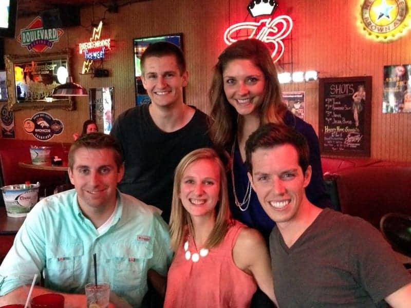 Park Tavern - Denver Family