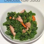 Do You Massage Your Greens? – Kale Salad