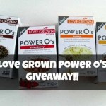 My Weekend + a LOVE GROWN Giveaway!
