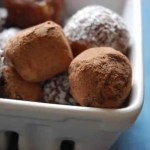 Customizable Cocoa Date Truffles – Uproot From Oregon