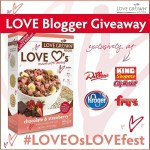 Love Grown Foods LOVE O's {Giveaway CLOSED}