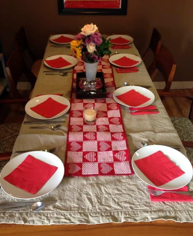 Valentine's Party To Go via Treble in the Kitchen #partytogo