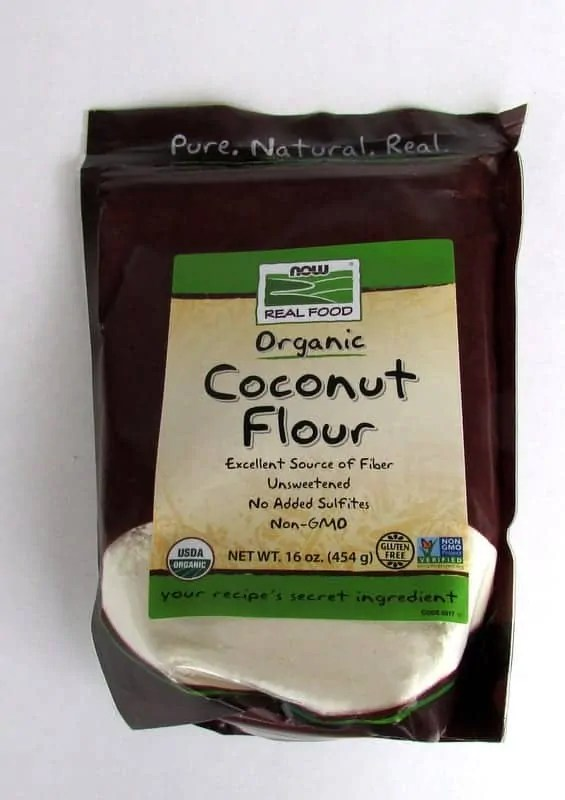 How to Bake with Coconut Flour via Treble in the Kitchen