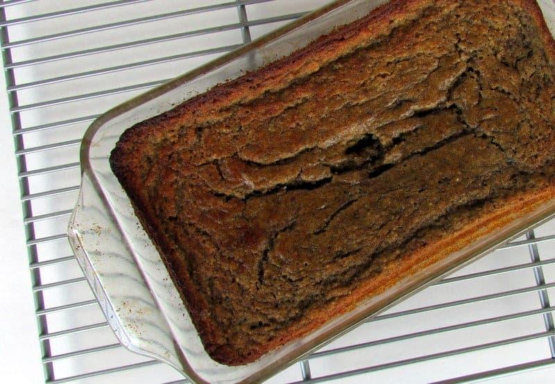 Coconut flour banana bread via Treble in the Kitchen