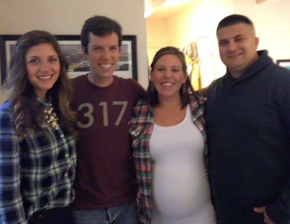 Brian, Tara, Sarah, John