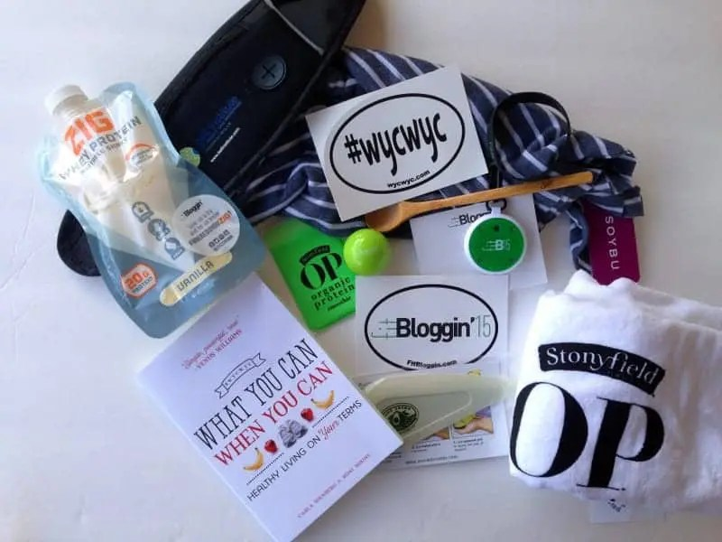 6 Things I Learned At FitBloggin' via Treble in the Kitchen