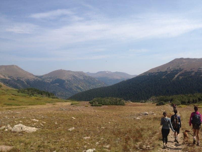 Butler Gulch Hike Colorado