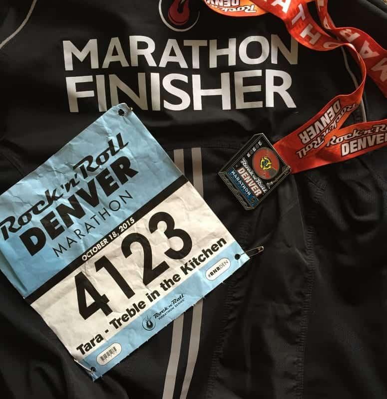 Rock 'n' Roll Marathon Denver 2015 | Treble in the Kitchen