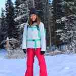 Snowshoeing at Brainard Lake