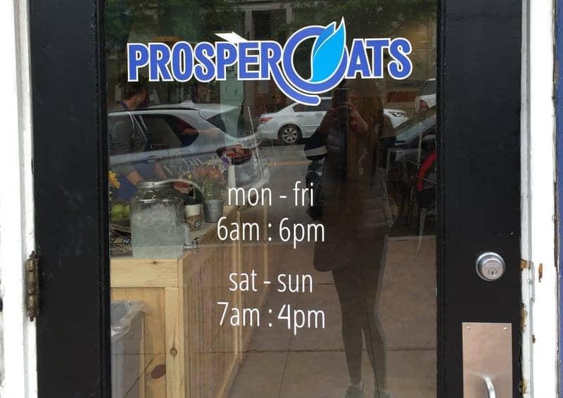 ProsperOats  Denver