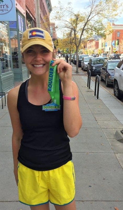 Boulder Rez Half Marathon