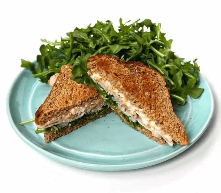 Panera Bread Sierra Turkey Sandwich