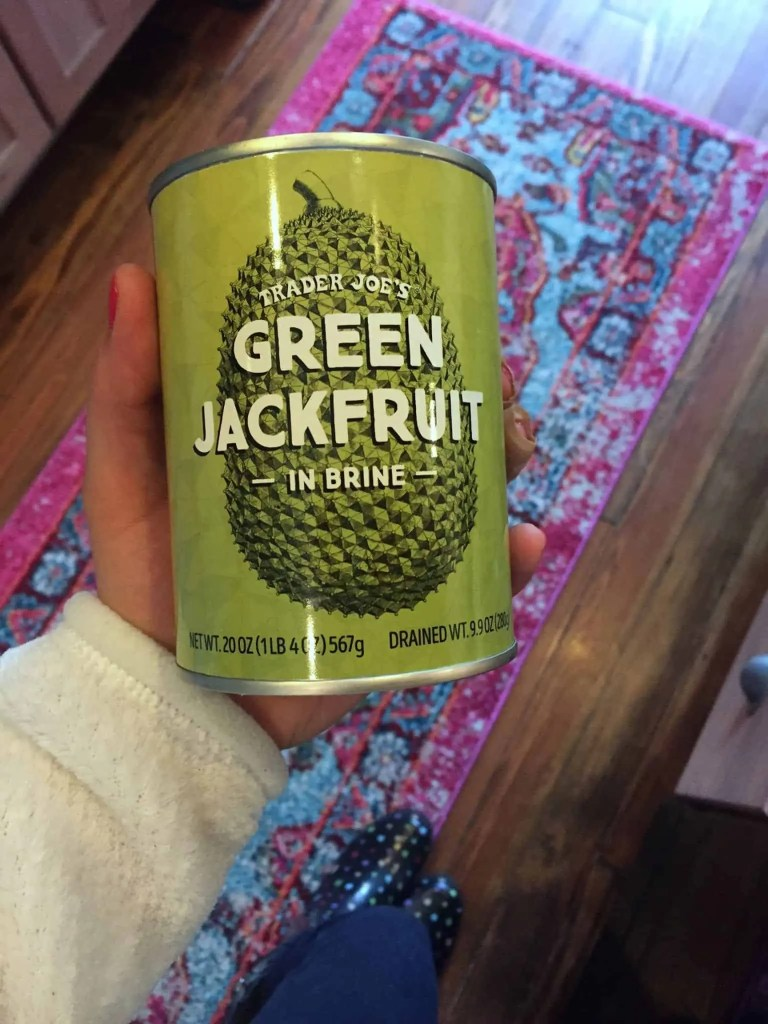 Five Things Friday Jackfruit
