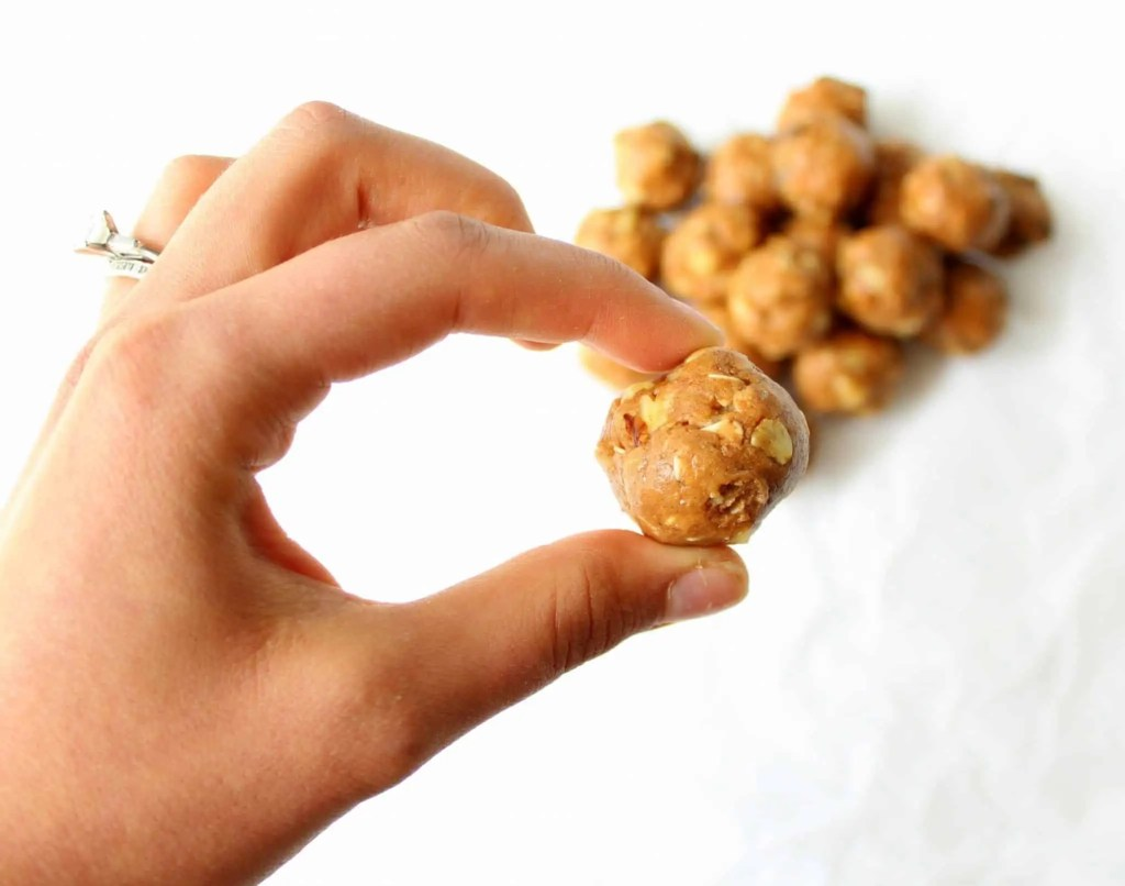 Oatmeal Raisin Energy Bites - Gluten Free, low FODMAP, dairy free