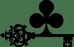Treboles & Key Logo (No Words)
