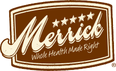 Merrick pet food logo