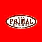 Primal pet food logo