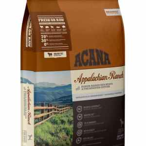 Acana Appalachian Ranch front of bag