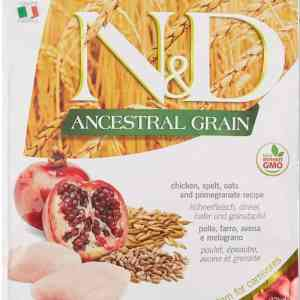 Farmina N&D Ancestral Grain Chicken Pomegranate