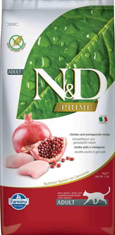 Farmina N&D Chicken Pomegranate 11lb