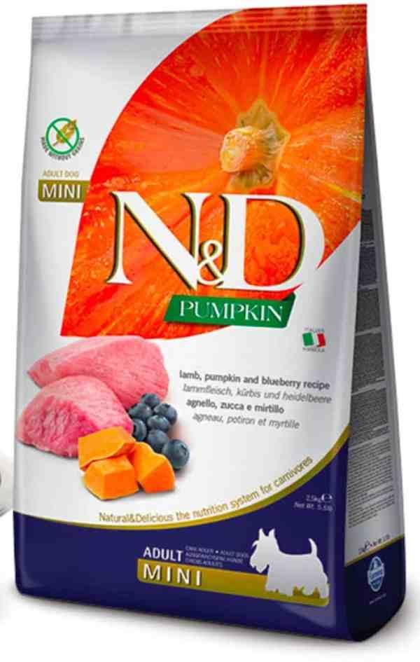 Farmina N&D Lamb Pumpkin Blueberry Mini
