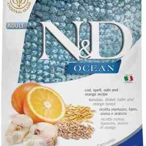 Farmina N&D Ocean Ancestral Grain with Cod