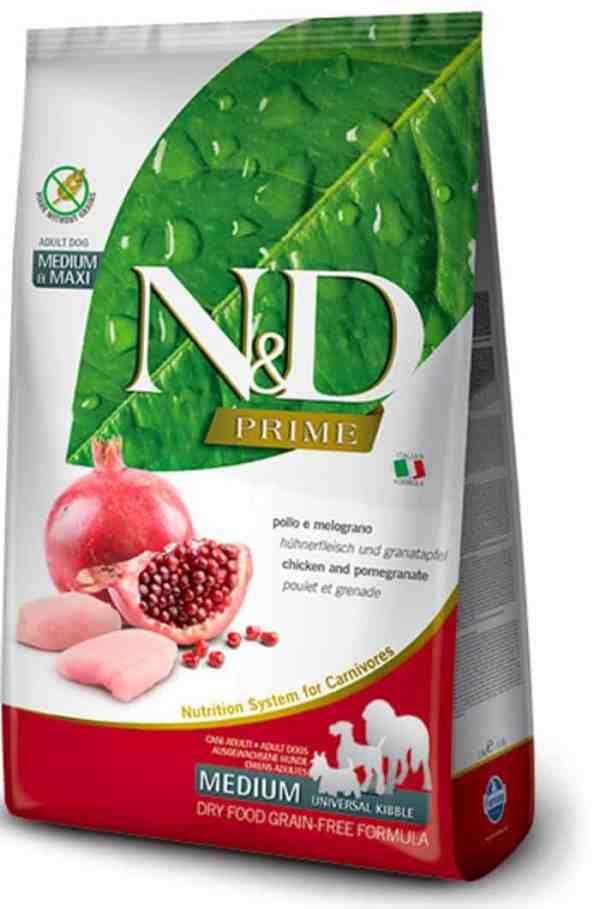 Farmina N&D Chicken Pomegranate