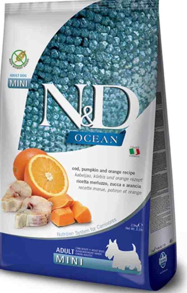 Farmina N&D Cod Pumpkin Orange Mini