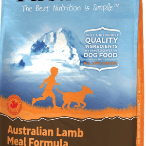FirstMate Australian Lamb Front of Bag