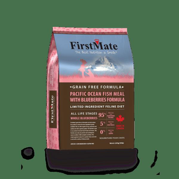 FirstMate Ocean Fish Cat Front of Bag