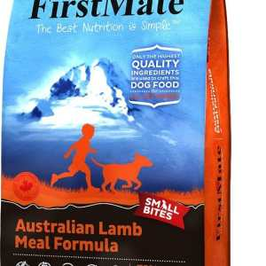 FirstMate Australian Lamb Small Bites Front of Bag