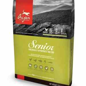 Orijen Senior Dog Food Front of Bag