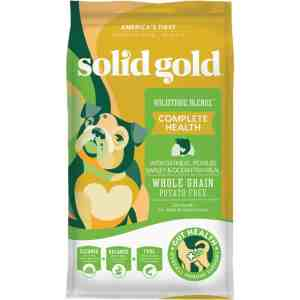 Solid Gold Holistique Blendz Front of Bag