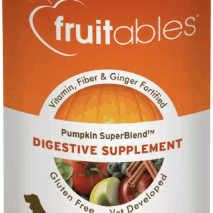 Fruitables Pumpkin front of can