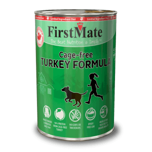 Firstmate Turkey canned front of can 12.2oz