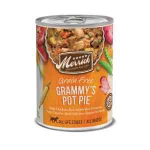 Merrick grammy's pot pie 12.7oz